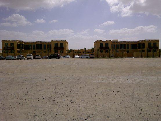 Group villa in Al Qusais