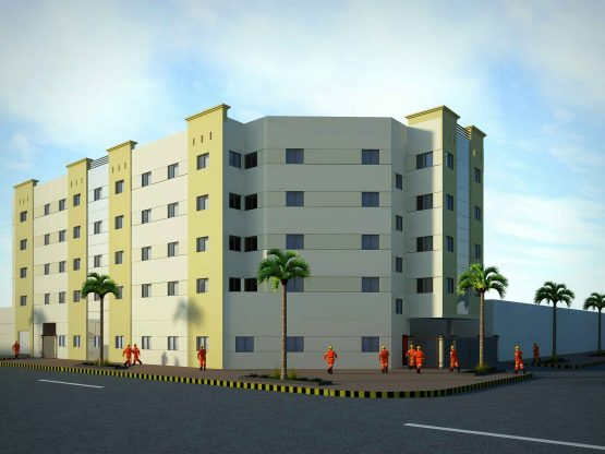 Labor Accommodation in Jabal Ali Industrial 1st