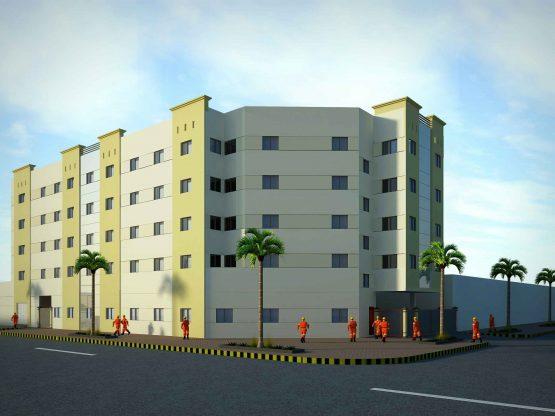 Labor Accommodation in Jabal Ali Industrial 1st