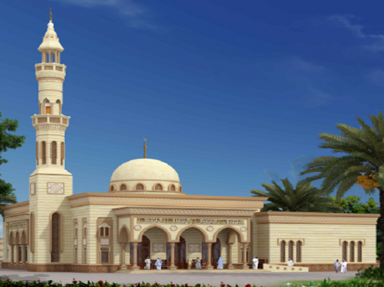 Mosque Al Barsha South 1st